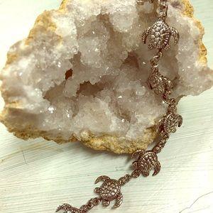 Jewelry - 🐢 turtle bracelet, anklet fashion jewelry